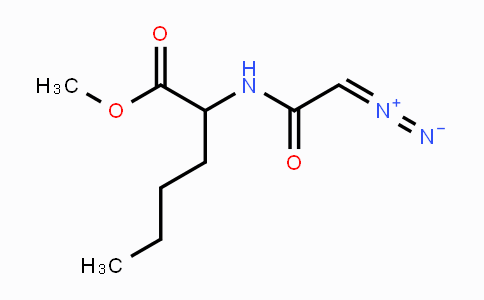 7013-09-4 | Diazoacetyl-DL-Nle-OMe