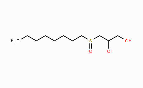 MC436955 | 142741-63-7 | rac-2,3-Dihydroxypropyloctylsulfoxide