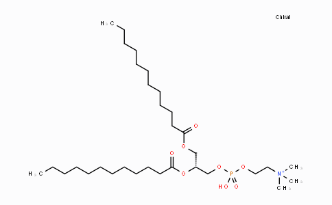 18194-25-7   1,2-Dilauroyl-sn-glycero-3-phosphocholine