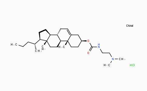 137056-72-5 | 3β[N-(N',N'-Dimethylaminoethane)-carbamoyl]cholesterol