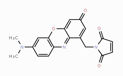 848674-69-1 | 7-Dimethylamino-1-N-maleinimidomethyl-phenoxazone(-3)