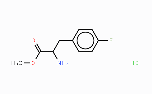 MC437015   64282-12-8   DL-对氟苯丙氨酸-Ome盐酸盐