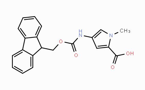 195387-29-2 | 4-(Fmoc-amino)-1-methyl-1H-pyrrole-2-carboxylic acid