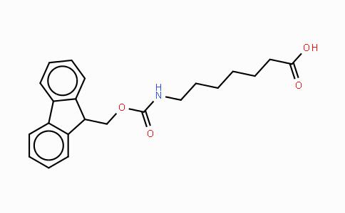 127582-76-7 | Fmoc-7-aminoheptanoic acid