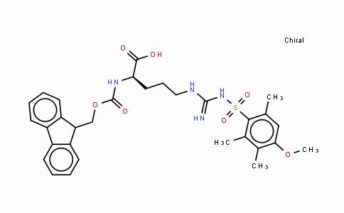 120075-24-3 | Fmoc-D-Arg(Mtr)-OH