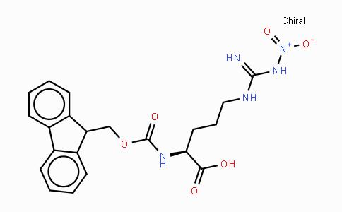 58111-94-7 | Fmoc-Arg(NO₂)-OH