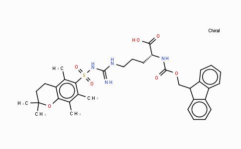 157774-30-6 | Nα-FMOC-Nω-PMC-D-精氨酸