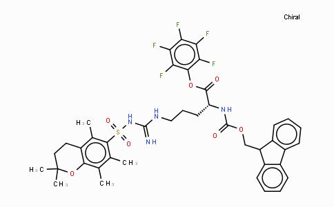 200188-07-4 | Fmoc-D-Arg(Pmc)-OPfp