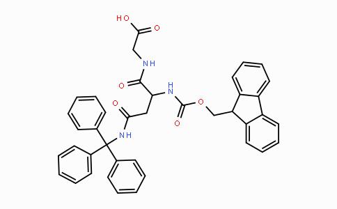 1260093-07-9 | Fmoc-Asn(Trt)-Gly-OH
