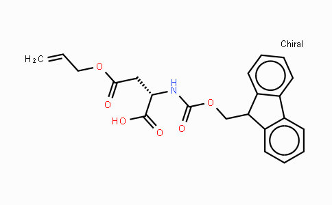 144120-53-6 | Fmoc-Asp-allyl ester