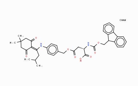 MC437133 | 269066-08-2 | Fmoc-Asp(ODmab)-OH