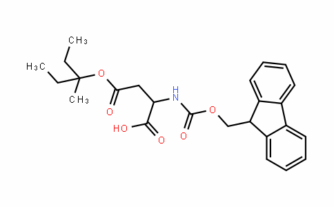 MC437135 | 1926162-97-1 | Fmoc-D-Asp(OMpe)-OH