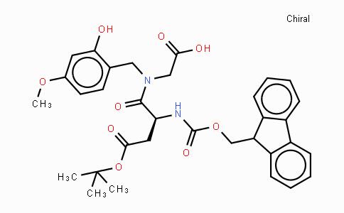502640-94-0   Fmoc-Asp(OtBu)-(Hmb)Gly-OH