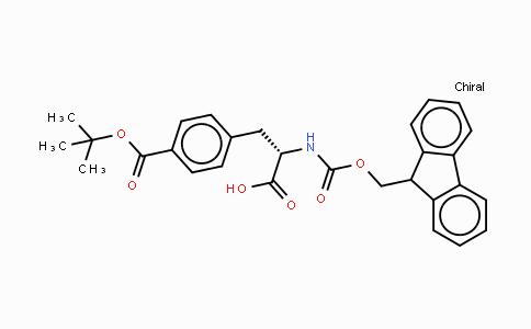183070-44-2 | Fmoc-p-carboxy-Phe(OtBu)-OH