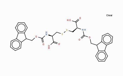 135273-01-7   (Fmoc-Cys-OH)₂