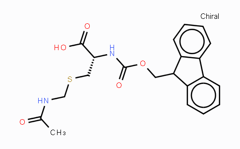 168300-88-7 | Fmoc-D-Cys(Acm)-OH