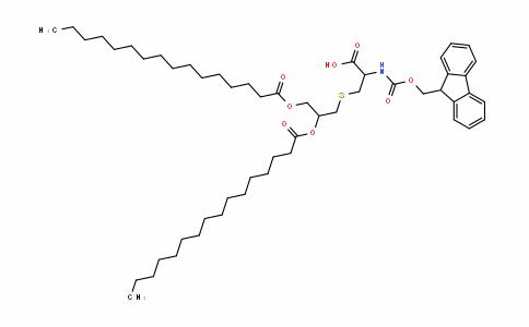 139573-78-7 | Fmoc-Cys((S)-2,3-di(palmitoyloxy)-propyl)-OH