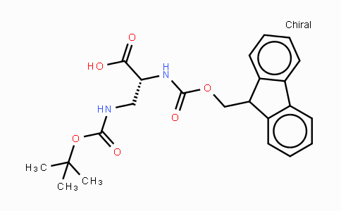 MC437235 | 198544-42-2 | 芴甲氧羰基-N-β-Boc-D-2,3-二氨基丙酸