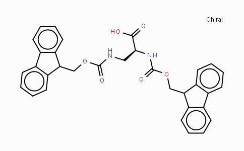 201473-90-7 | N-芴甲氧羰基-3-[(芴甲氧羰基)氨基]-L-丙氨酸