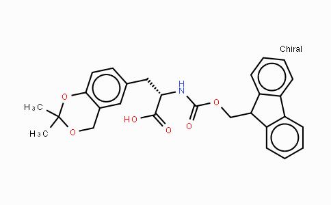 MC437251 | 252049-13-1 | Fmoc-β-(2,2-dimethyl-4H-benzo[1,3]dioxin-6-yl)-Ala-OH