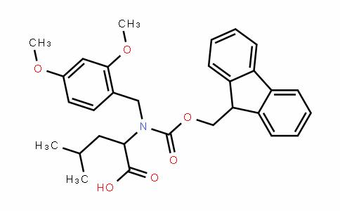 MC437256 | 1425938-65-3 | Fmoc-(Dmb)Leu-OH
