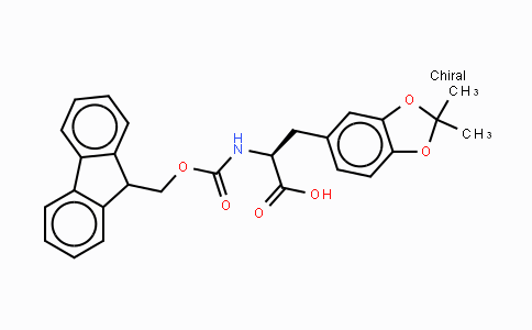 852288-18-7 | Fmoc-Dopa(acetonide)-OH