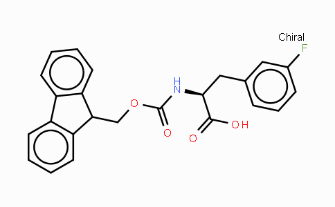 MC437260 | 198560-68-8 | Fmoc-L-3-氟苯丙氨酸
