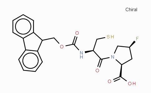 203866-19-7 | Fmoc-cis-4-fluoro-Pro-OH