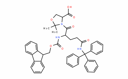 1821378-64-6 | Fmoc-Gln(Trt)-Ser(Psi(Me,Me)pro)-OH