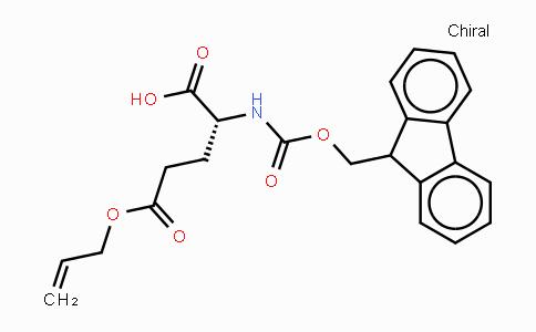204251-33-2 | Fmoc-D-Glu(allyl ester)-OH