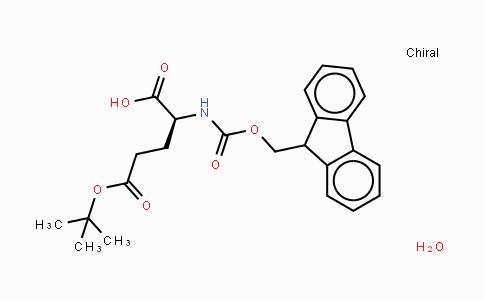 204251-24-1 | Fmoc-Glu(OtBu)-OH H₂O