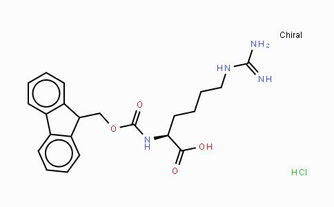 776277-76-0 | Fmoc-Homoarg-OH hydrochloride salt
