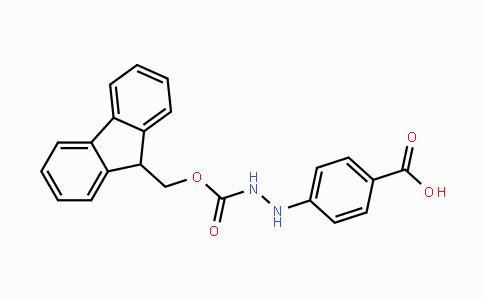 214475-53-3 | 4-(Fmoc-hydrazino)-benzoic acid