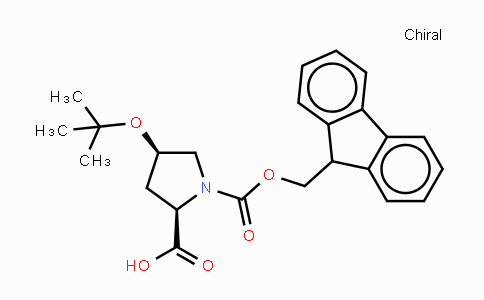 268729-12-0 | Fmoc-反式-4-羟基-D-脯氨酸叔丁酯