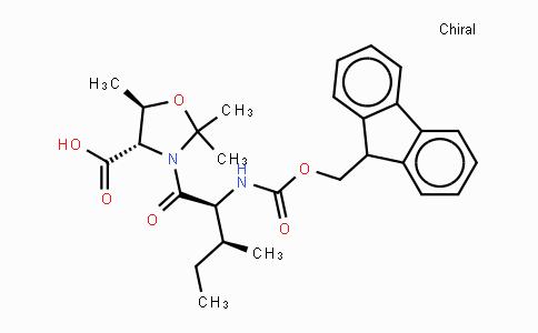 MC437366 | 957780-52-8 | Fmoc-Ile-Thr(Psi(Me,Me)pro)-OH
