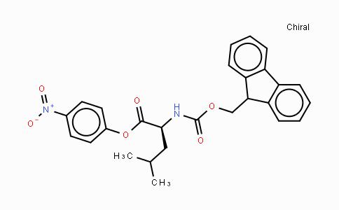 MC437376 | 71989-25-8 | N-芴甲氧羰基-L-亮氨酸 4-硝基苯酯