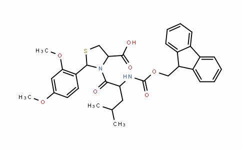 1926163-06-5   Fmoc-Leu-Cys(Psi(Dmp,H)pro)-OH