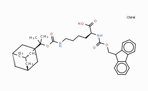 182250-66-4 | Fmoc-Lys(Adpoc)-OH