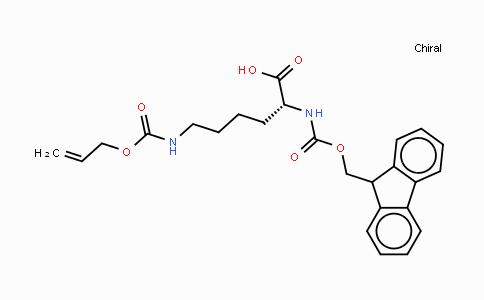 214750-75-1 | Fmoc-D-Lys(Aloc)-OH