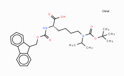201003-48-7 | Fmoc-Lys(Boc)(isopropyl)-OH