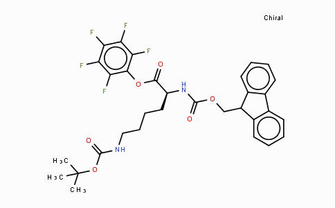 86060-98-2 | Fmoc-Lys(Boc)-OPfp