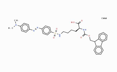 185503-97-3 | Fmoc-Lys(Dabsyl)-OH