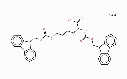 75932-02-4 | Fmoc-D-Lys(Fmoc)-OH