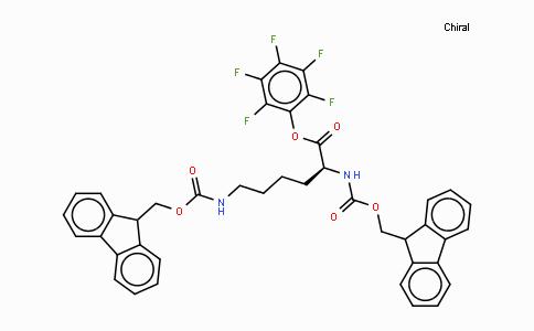 132990-14-8 | Fmoc-Lys(Fmoc)-OPfp