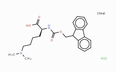 252049-10-8 | Fmoc-Lys(Me)₂-OH HCl