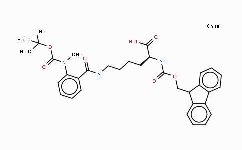 251103-43-2 | Fmoc-Lys(N-Me-Abz-Boc)-OH