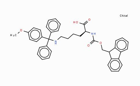 159857-60-0 | Fmoc-Lys(4-methoxytrityl)-OH