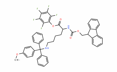 2022956-36-9 | Fmoc-Lys(4-methoxytrityl)-OPfp