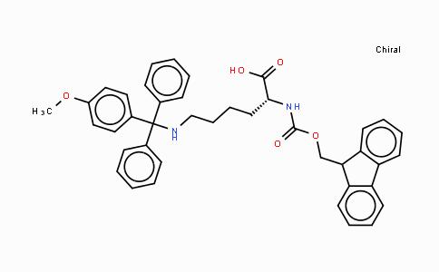 MC437427   198544-94-4   Fmoc-D-Lys(Mtt)-OH