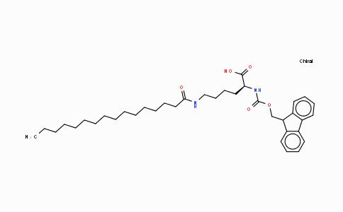 MC437433 | 201004-46-8 | Fmoc-Lys(palmitoyl)-OH